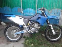Yamaha YZ 250F, 2001