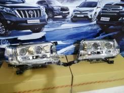 Фары Toyota Land Cruiser 200 2016