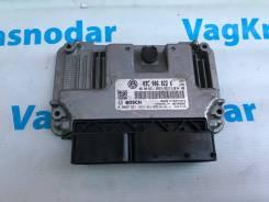 Компьютер двигателя VW Tiguan Passat B7 Golf 6 CAX