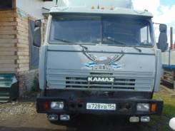 КамАЗ 5410 с полуприцепом ЧМЗАП 99858, 1981