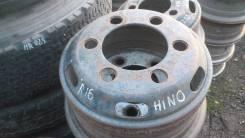 Диск R16 на Hino шесть дырок