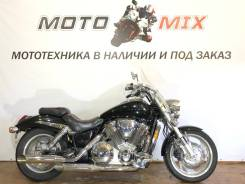 Honda VTX 1800, 2002