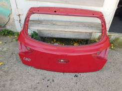 Hyundai I30 крышка багажника