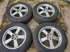 """Комплект колес с новой японской резиной Toyo. 8.0x18"""" 5x114.30 ET35"""