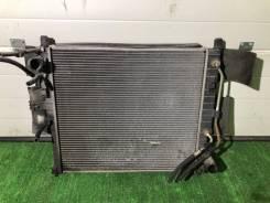 Радиатор основной Mercedes Ml-Class W163 M112