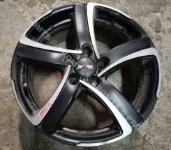 Диск колесный литой Alutec Shark Racing Black