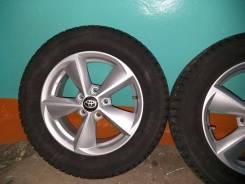 """Продам комплект колёс в сборе на тойоту камри. 8.0x16"""" 5x114.30 ET-45 ЦО 60,1мм."""