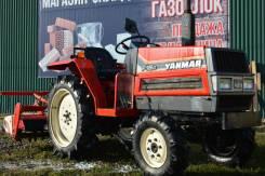Yanmar F18D. Продам минитрактор , 18 л.с.