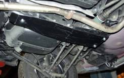 Защита заднего редуктора Subaru Forester SF сталь 2мм