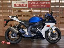Suzuki GSX-R 750, 2012