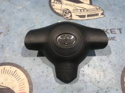 Подушка безопасности водителя. Toyota RAV4, ACA20, ACA21, ACA22, ACA23, ZCA25, ZCA26, ACA20W, ACA21W, ZCA25W, ZCA26W 1AZFE, 1AZFSE, 1ZZFE, 2AZFE