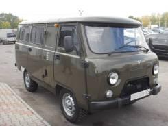 УАЗ-3962. , 2 700куб. см., 925кг., 4x4
