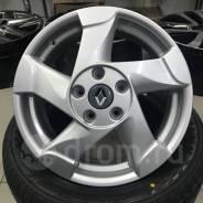 Новые диски R16 Renault Duster K&K