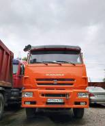 КамАЗ 6520, 2015