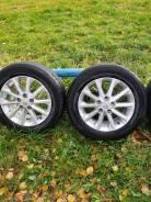 """Комплект колёс в сбое Камри 50. 6.5x16"""" 5x114.30 ET-45 ЦО 60,1мм."""
