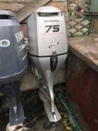 Продам лодочный мотор Хонда - 75