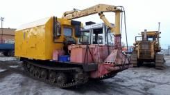 Самоходная Машина для сварки трубопроводов АСТ-4А, на ТТ-4, 2010 г. в