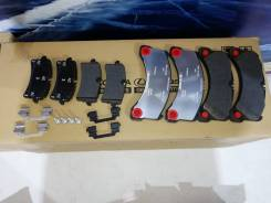 Porsche Macan тормозные колодки