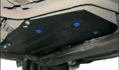 Защита топливного бака Renault Kaptur / Duster / Arkana / Terrano 2WD