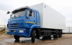КамАЗ 65117 фургон 80мм, 2019