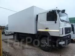 МАЗ 6312С5 фургон сэндвич 80 мм Меткомплекс, 2020