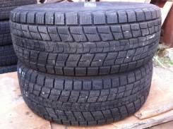 Dunlop Winter Maxx SJ8. зимние, без шипов, 2015 год, б/у, износ 10%