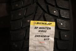 Dunlop SP Winter Ice 02, 245/40 R18