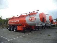 GT7. Полуприцеп бензовоз , 25 000кг.
