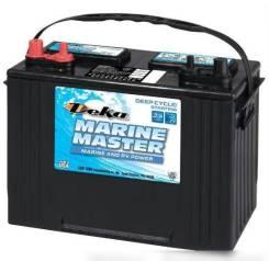 Аккумулятор морской стартерно-тяговый Deka DP27 DT 100А*ч (пуск 650 А)