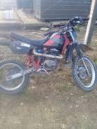 Kawasaki KMX200, 1993