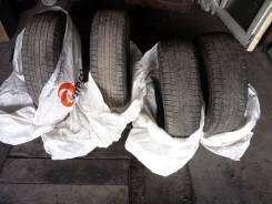 Bridgestone. зимние, без шипов, б/у, износ 40%