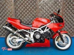 Yamaha TRX850, 1995