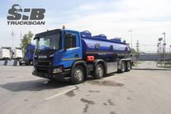 Scania P380, 2021