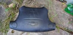 Подушка безопасности водителя. Chevrolet Lanos