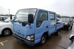 Nissan Atlas. 2006 Двухкабинный, 3 050куб. см., 1 150кг., 4x2. Под заказ
