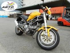 Ducati Monster 1000S i.e. 1 000куб. см., исправен, птс, без пробега