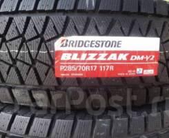 Bridgestone Blizzak DM-V2, 285/70R17 117R Made in Japan!