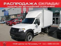 УАЗ Профи. Изотермический фургон, 2 700куб. см., 1 120кг., 4x4