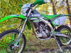 Kawasaki KLX 450R, 2009