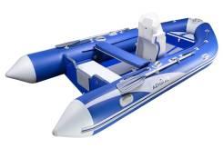Лодка Адмирал РИБ 410 с консолью