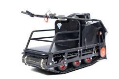 Мотобуксировщик БУРЛАК-M2 LRP, 2020