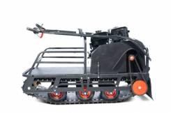 Мотобуксировщик БУРЛАК-M2 LR, 2020