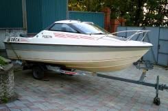 Продается катер yamaha LS-17 1997г с телегой