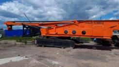 Продается гусеничный кран Ульяновец МКГС-125.01