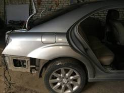 Четверть задняя Mercedes w221 long. Mercedes-Benz S-Class, W221