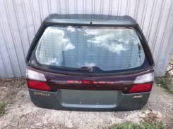 Дверь багажника со стеклом Subaru Legacy Outback 1998-2003 [60800AE050]