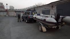 Лодка мотор прицеп