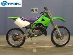 Мотоцикл Kawasaki KX125 на заказ из Японии без пробега по РФ, 1995
