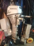 Продам лодочные мотор Honda 4х X; 9.9 ЛС.