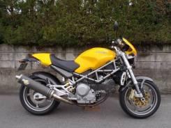 Ducati Monster S4, 2002